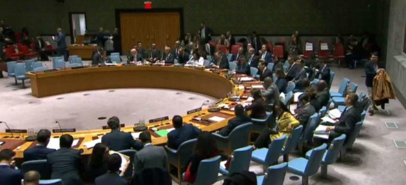 """Video:  """"Juegos sucios"""" de EU y la ONU para desestabilizar Venezuela, denuncia Rusia"""