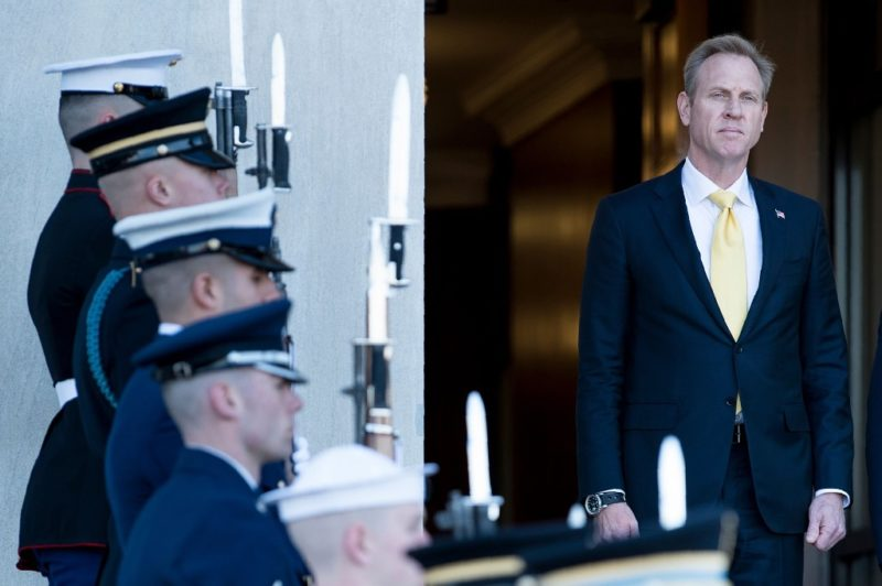 Patrick Shanahan, nuevo secretario de Defensa interino de EU