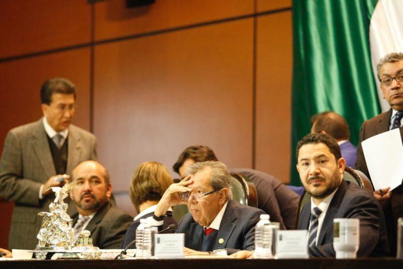 La Comisión Permanente del Congreso aprueba periodo extraordinario para discutir la creación de la Guardia Nacional