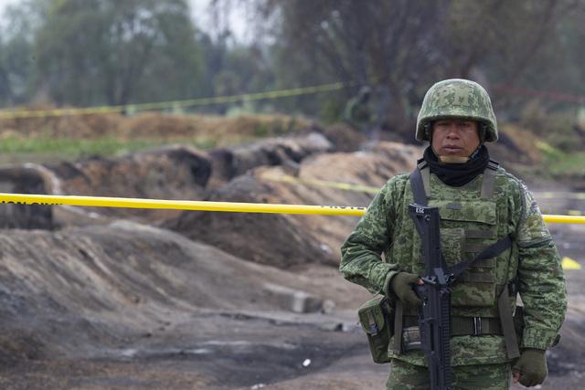 Sube a 119 la cifra de muertos por explosión en Tlahuelilpan