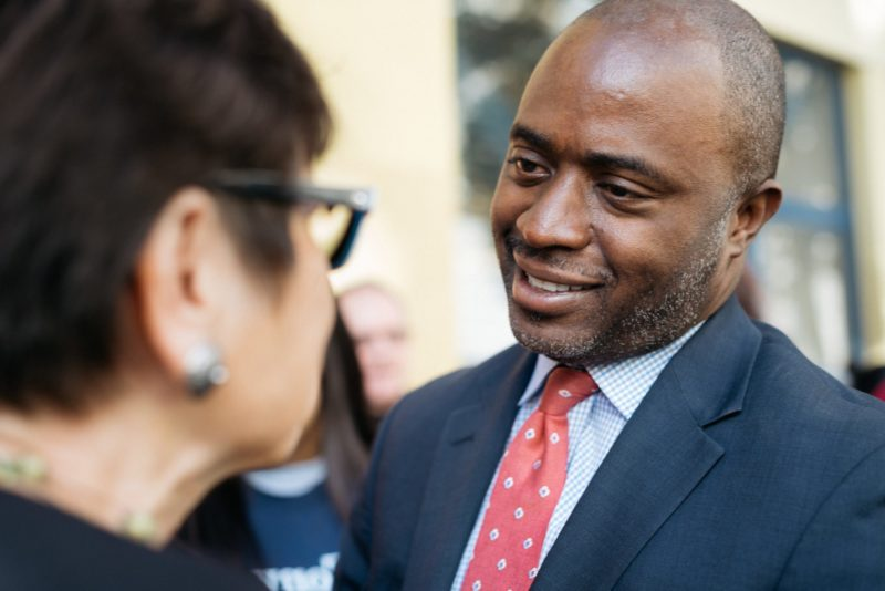 Tony Thurmond Becomes State Superintendent of Public Instruction, first Afro Latino and second African American to Hold Job