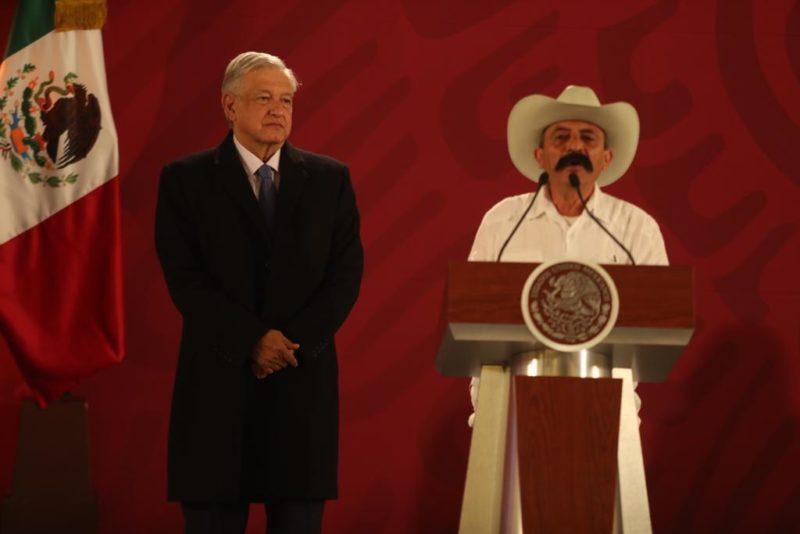 Anuncia AMLO que 2019 será el año de Emiliano Zapata