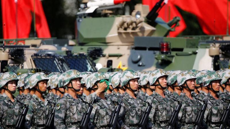 Video: El Ejército chino debe prepararse para la guerra, resalta el periódico de las Fuerzas Armadas
