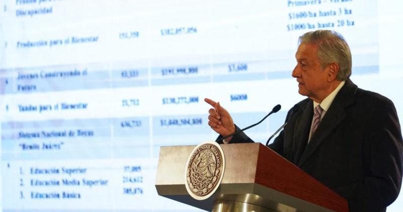AMLO anuncia un ambicioso plan para dar alternativas a 1 millón 688 mil en las regiones con huachicoleo
