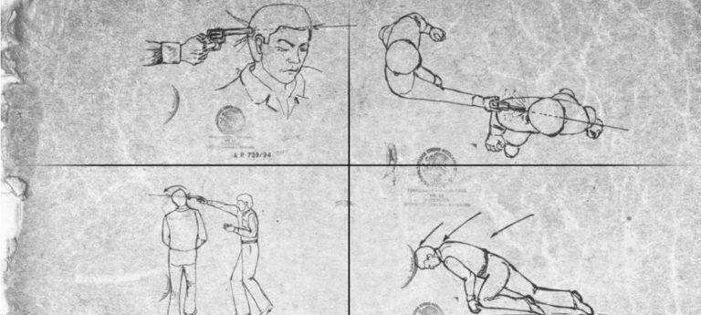 Desclasifican expediente Aburto: están en línea pruebas, testimonios y el cómic del acusado de matar a Colosio