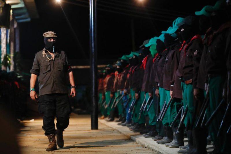 En su 25 aniversario, el EZLN critica al gobierno de AMLO