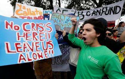 No hay ninguna crisis en la frontera, afirma el ex director de FEMA