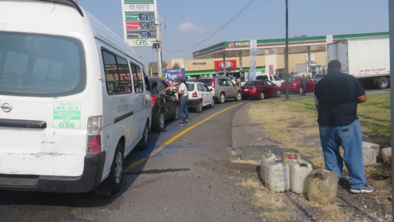 Cámara Nacional de Autotransporte de Carga participará en la distribución de combustible en zonas con desabasto