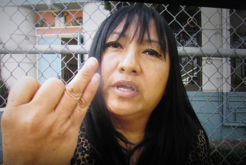 Videos: Madres de familia y coalición de inmigrantes mexicanos y centroamericanos apoyan la huelga de maestros