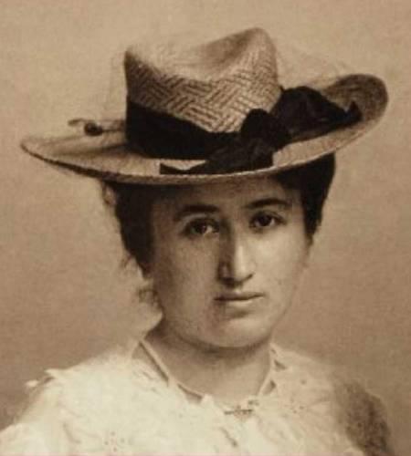 El mundo rinde homenaje a Rosa Luxemburgo a 100 años de su asesinato