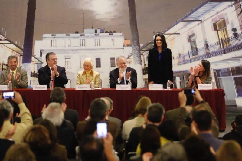 Video: Acto inusual: disculpa pública del Estado mexicano a Lydia Cacho por torturas y encarcelamiento injusto en el 2006 . No habrá impunidad: SG