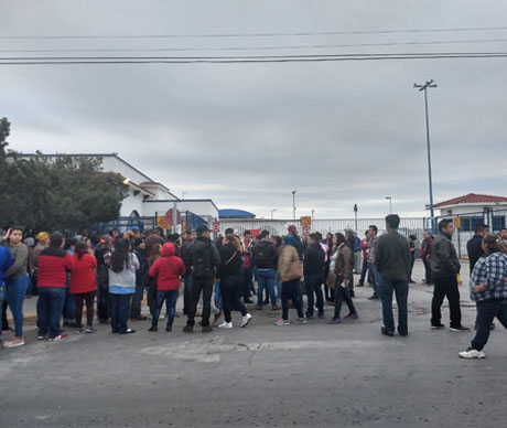Estallan huelga 30 mil trabajadores de 41 'maquilas' de Tamaulipas
