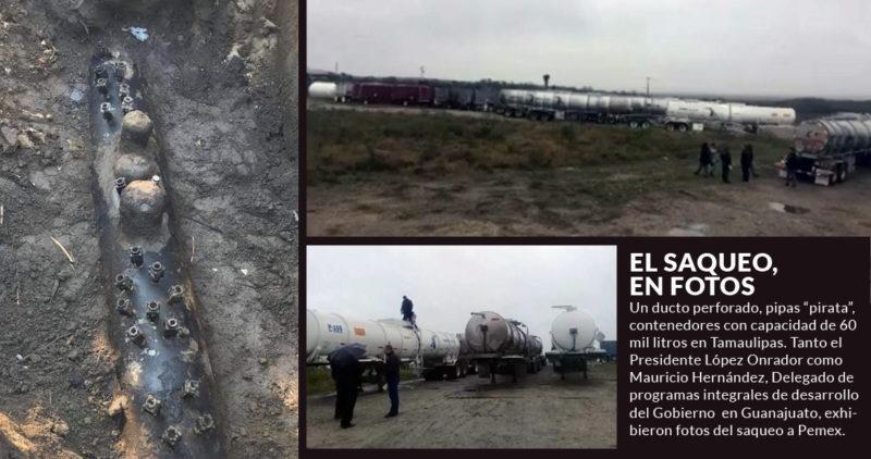 Video: AMLO revela que sabotajes al ducto Tuxpan-Azcapotzalco han causado problemas de desabasto de combustible en la capital mexicana: lo habían arreglado, y anoche, otra vez…