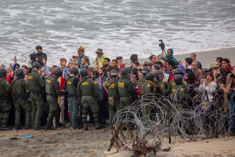 La frontera México-EU, la segunda más letal para los migrantes