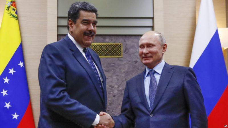 Rusia acusó a Estados Unidos de atentar contra la soberanía de Venezuela