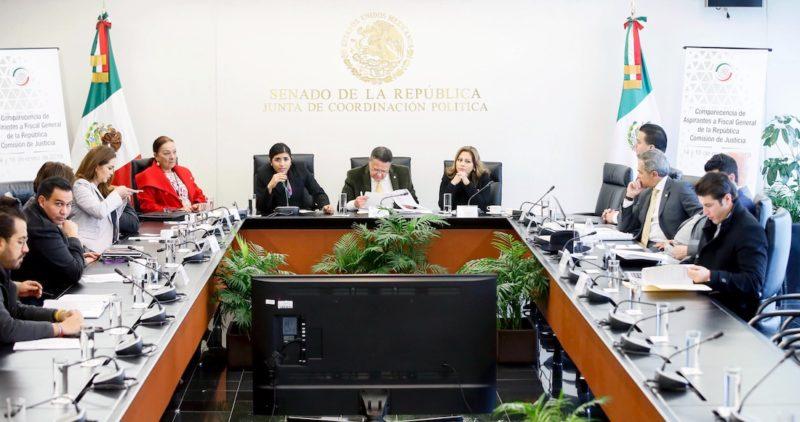 Alejandro Gertz, Bernardo Bátiz y Eva De Gyves en la terna de AMLO para Fiscal General