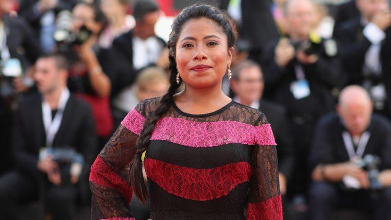 Mister cumbia lanza canción en honor de Yalitza Aparicio, nominada al Oscar como mejor actriz