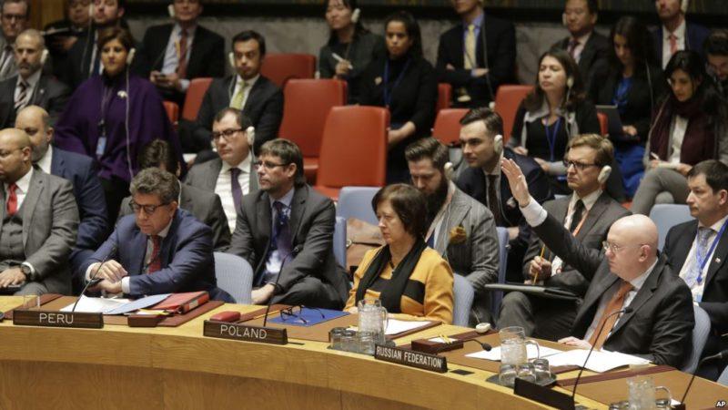 Ayuda humanitaria y elecciones en Venezuela, propone EU en el Consejo de Seguridad de la ONU; Rusia se opone