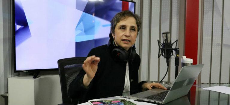 Victoria definitiva: salida de la radio de Aristegui fue ilegal, MVS se desiste de juicio ante la SCJN