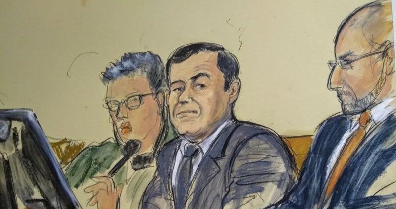 """""""El Chapo"""" pagó por tener sexo con niñas, dice Fiscalía; el juicio acaba y prevén cadena perpetua"""