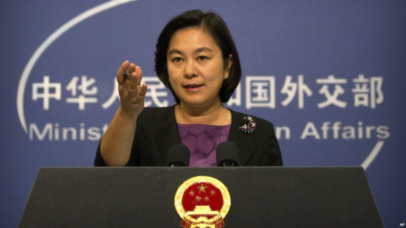 China dice que diálogo es la única vía para paz en Venezuela