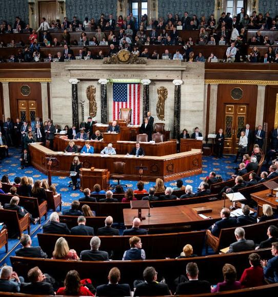 La Cámara Baja de EU aprueba proyecto de ley para tener mayor control de venta armas