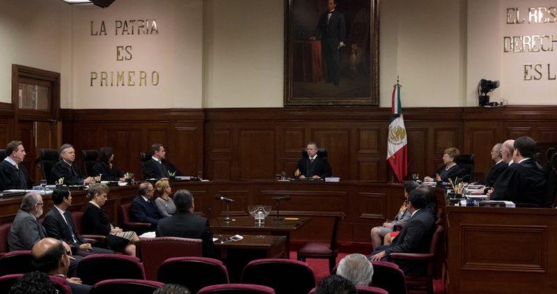 La Suprema Corte da revés a AMLO: rechaza recurso para aplicar nueva Ley salarial a toda la burocracia