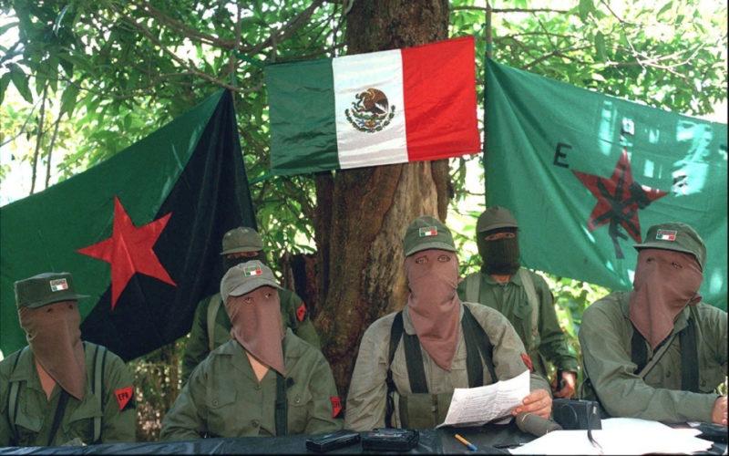 Reaparece el grupo guerrillero EPR para rechazar la creación de la Guardia Nacional y la política de perdón de AMLO a altos funcionarios corruptos