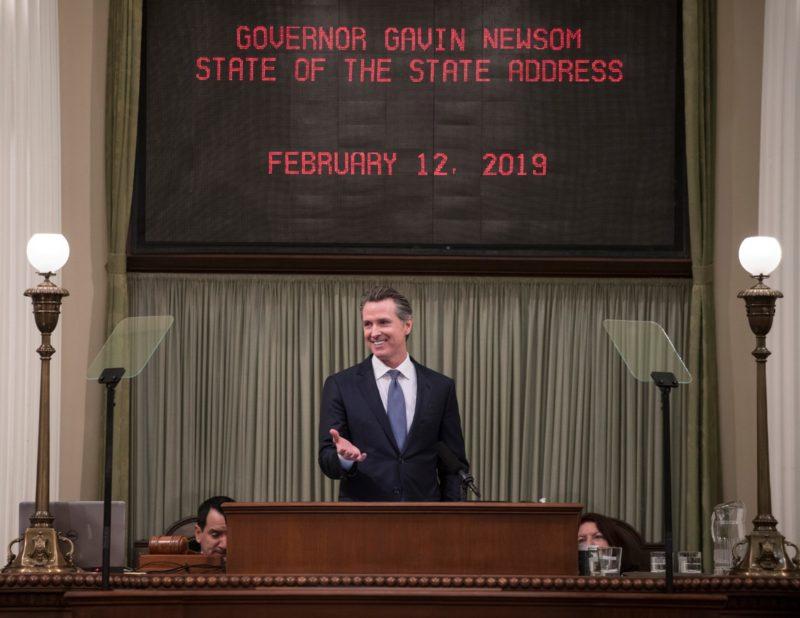 Al terminar la huelga de maestros de LA, inicia la necesidad de enfrentar las causas que la originaron, declaró el gobernador Gavin Newsom