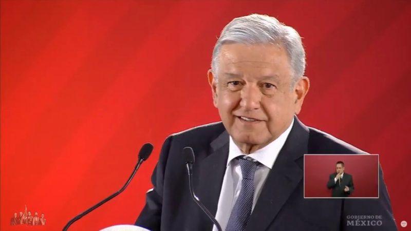 Serán atendidas las denuncias sobre posibles cohechos del 'Chapo' Guzmán a Peña Nieto, Calderón y a otros funcionarios, asegura AMLO