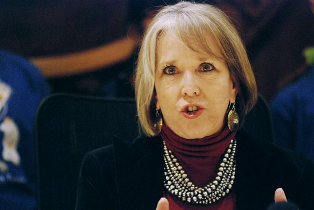 "Video: Gobernadora de Nuevo México retira tropas de frontera sur, ""por ""innecesarias"""