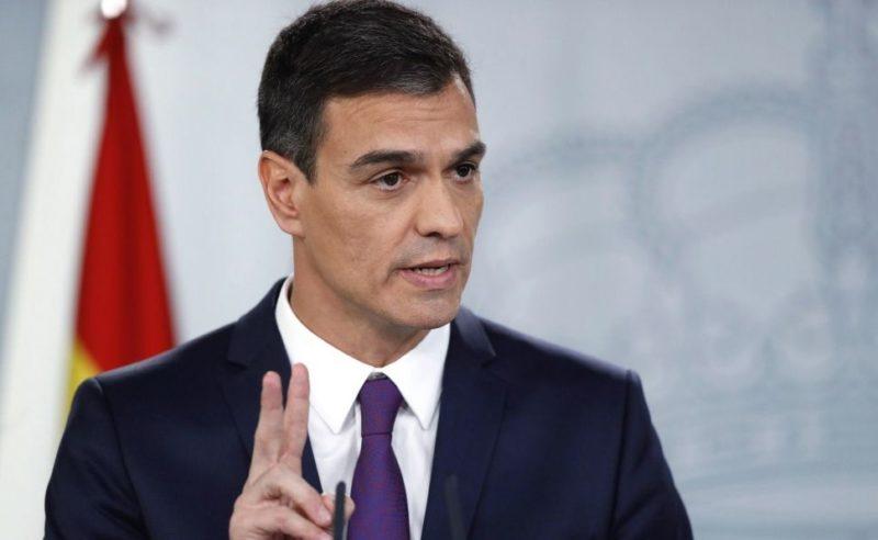 Pedro Sánchez y los delirios golpistas de España