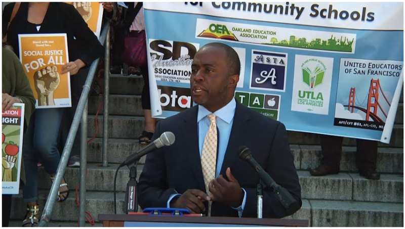 State Superintendent Tony Thurmond Announces Model Continuation High Schools for 2019