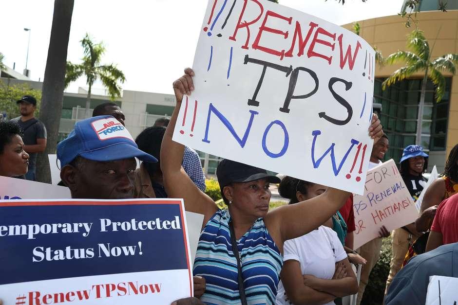 DHS anuncia la extensión de TPS hasta enero del 2020 para oriundos de Sudán, Nicaragua, Haití y El Salvador