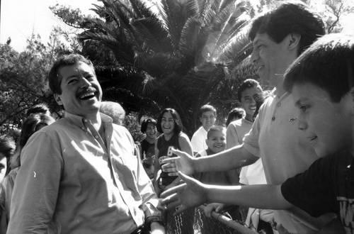 López Obrador, por continuar la investigación del crimen de Colosio. Si se trata de un crimen de Estado, no debe quedar impune: AMLO