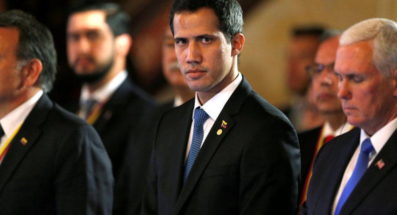 """Gobierno de Venezuela: Guaidó y Leopoldo López encabezan una """"célula terrorista"""""""