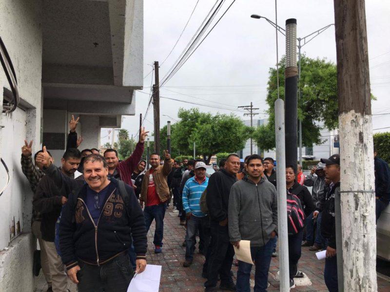 Por huelgas en Matamoros, 4 mil 700 trabajadores despedidos y tres empresas salen de Tamaulipas