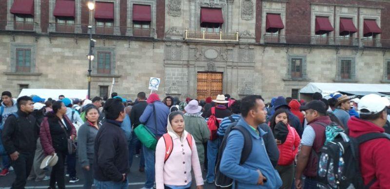 Si reforma educativa no se abroga en la ley, será en las calles: CNTE