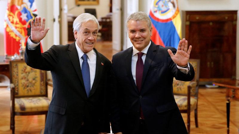 """Nace Prosur """"para la renovación y el fortalecimiento de la integración de América del Sur"""""""