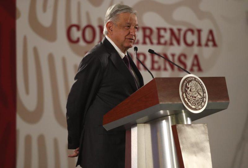 """""""No hay línea"""" en la elección de ministra de la Corte: AMLO"""