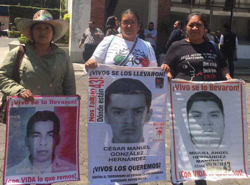 Pide la Secretaría de Gobernación a la Defensa Nacional entregar toda la información a comisión por Ayotzinapa