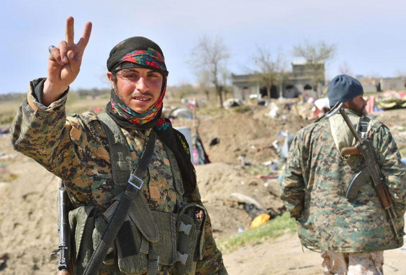 Cae el último bastión del Estado Islámico en Siria