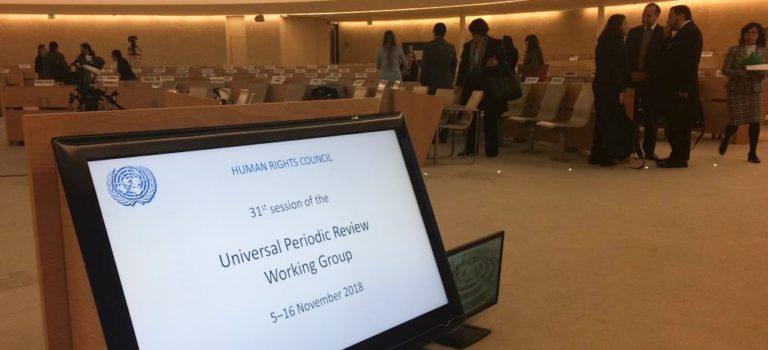 Proteger a periodistas y activistas; frenar desapariciones y erradicar feminicidios, compromisos de gobierno de AMLO ante la ONU