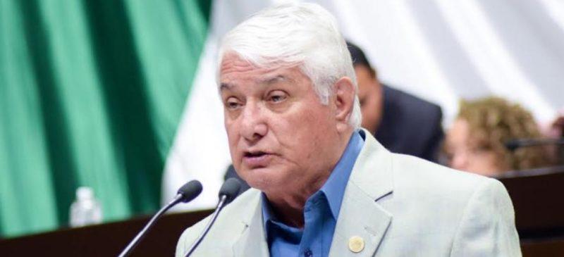 Falleció el diputado y periodista Virgilio Caballero Pedraza