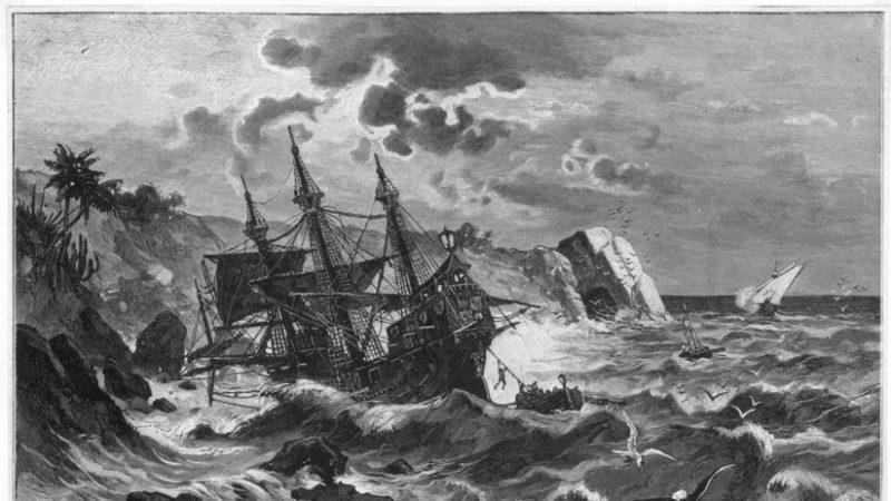 España localiza y documenta 681 barcos hundidos en el Caribe entre 1492 y 1898