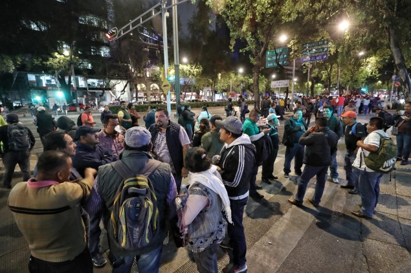 Videos: Se cancela reforma educativa, ratifica AMLO; convoca a un amplio diálogo y reitera que no no habrá represión contra manifestantes