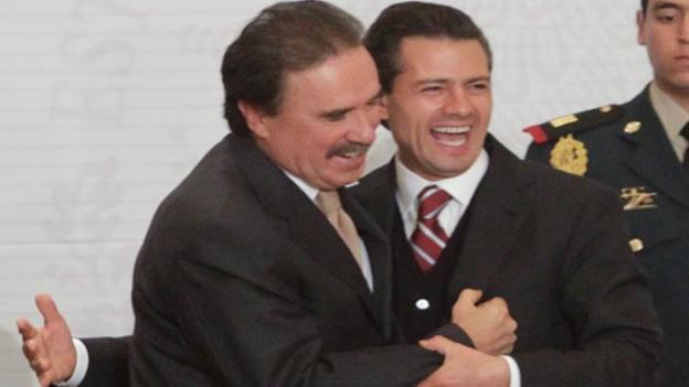 El millonario Gamboa Patrón ya sólo le carga los palos a Peña Nieto