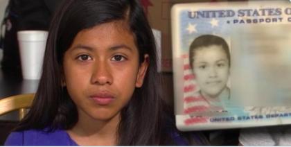 Patrulla fronteriza detiene y se ensaña con una niña de 9 años, ciudadana de EU
