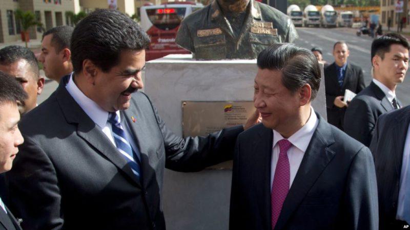 China ofrece ayuda a Maduro para restablecer energía. Rusia, dispuesta a desarrollar cooperación técnica y militar con Venezuela