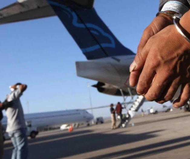 Reactivan 18 mil casos de deportación que estaban cerrados administrativamente